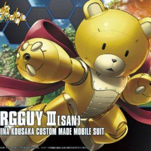 Bandai HGBF BEARGGUY III SAN
