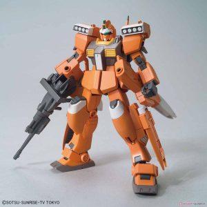Mô Hình Gundam Bandai HGBD GM III Beam Master