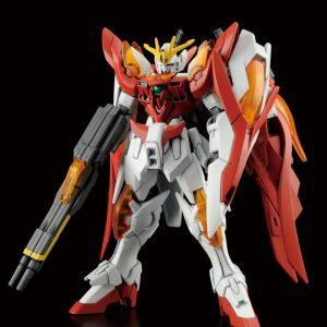 Mô hình Gundam Bandai HGBF Wing Zero Honoo (2)