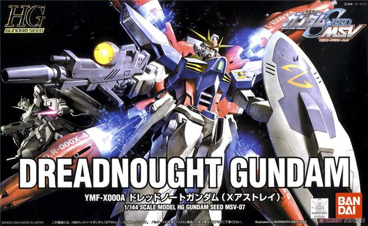 Mô hình Dread Nought Gundam (HG) - Tab store