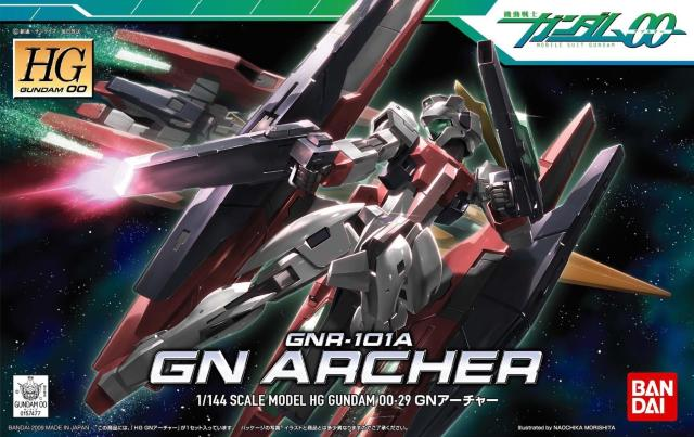 Mô hình GNR-101A GN Archer - Tab store