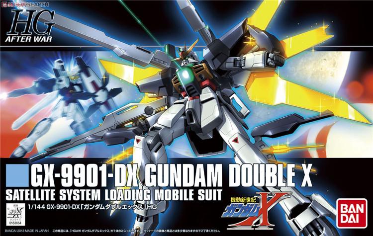 Mô hình GX-9901-DX Gundam Double X