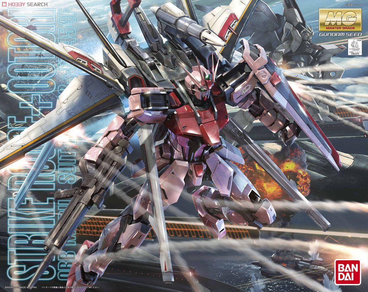 Mô hình Gundam MG Strike Rouge Otori equipment - TAB STORE