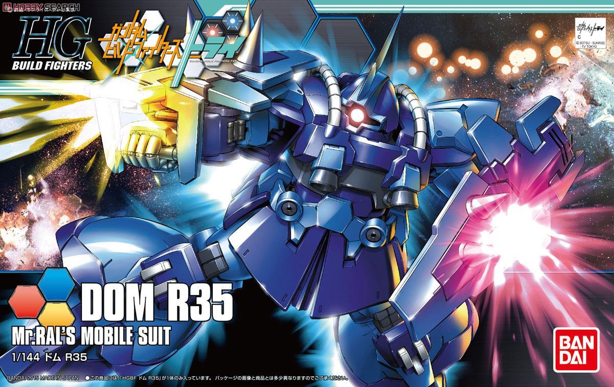 Mô hình HG DOM R35 gundam - Tab store