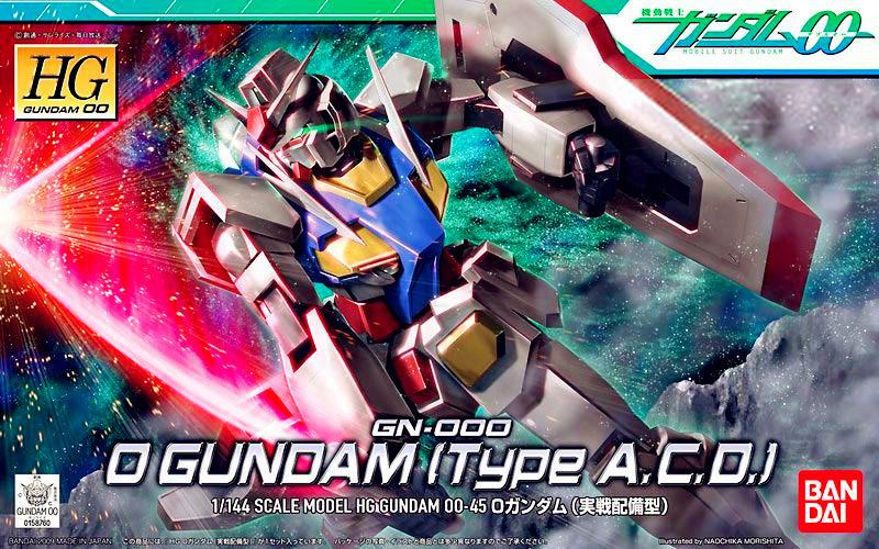 Mô hình HG GN-000 O Gundam - tab store