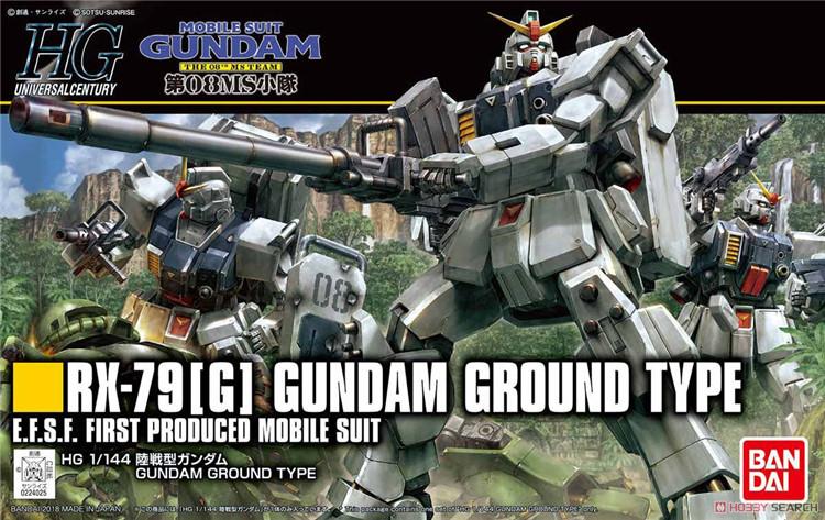 Mô hình HG RX-79G Gundam Ground Type - tab store