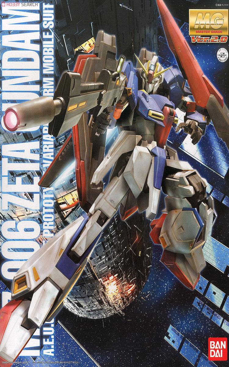Mô hình MSZ-006 Z Gundam Ver.2.0 (MG) - TAB STORE