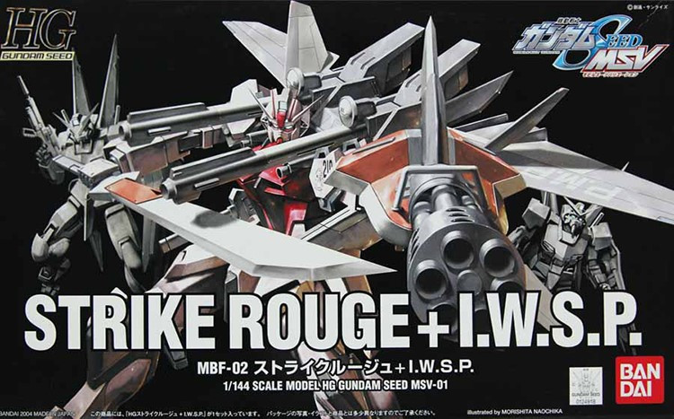 Mô hình Strike Rouge IWSP (HG)