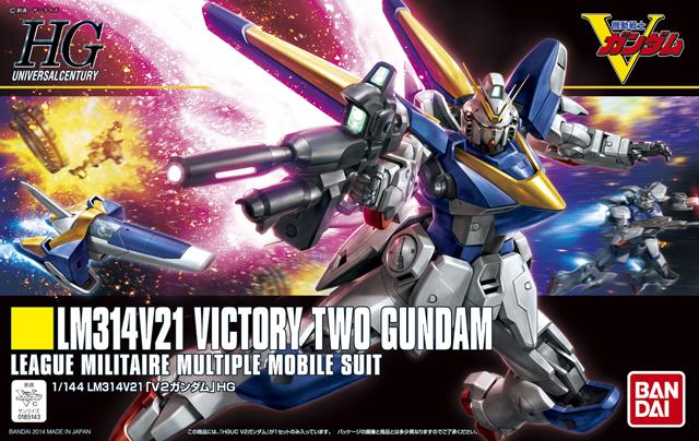 Mô hình V2 Gundam (HGUC) - Tab Store