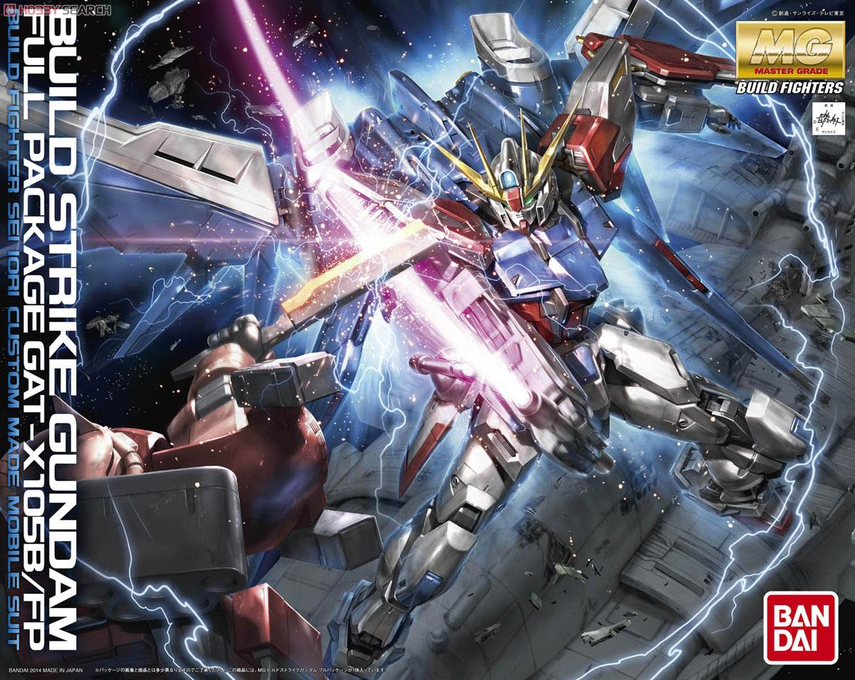 mô hình Build Strike Gundam Full Package (MG)