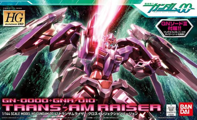 mô hình HG GN-0000+GNR-010 00 Raiser (Trans-Am Raiser) - tab store