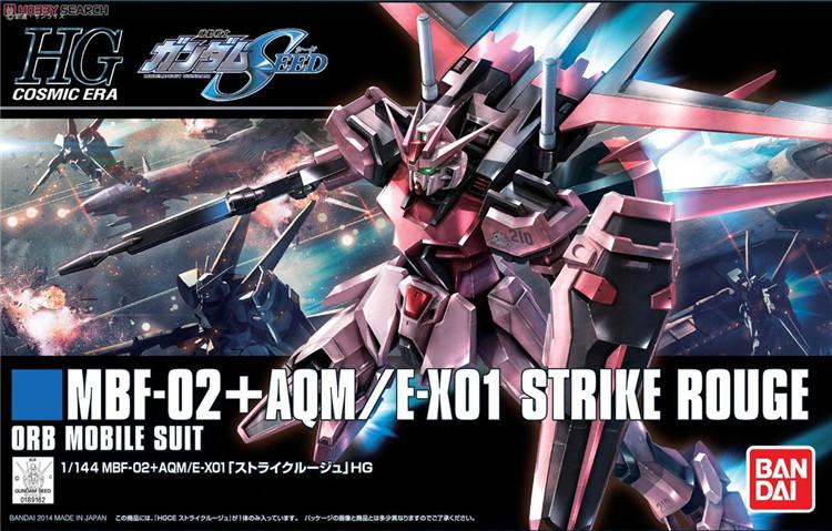mô hình HG gundam bandai CE Strike Rouge tab store
