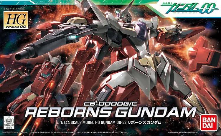 mô hình gundam HG CB-0000GC Reborns - Tab store