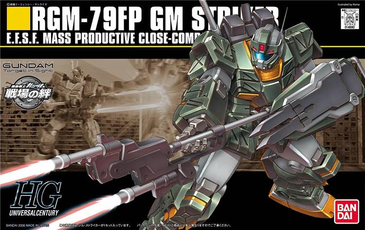 mô hình gundam bandai HG RGM-79FP GM Striker - tab store