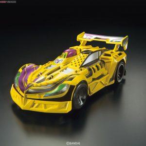 Mô Hình lắp ráp Geki Drive - Xe Ô Tô