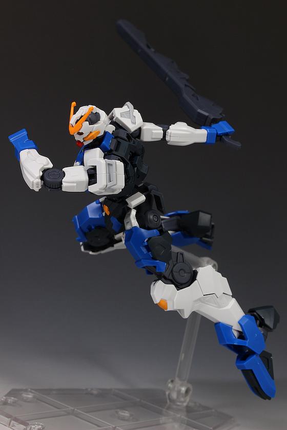 Đánh giá chi tiết mô hình Bandai Gundam HG IBO Dantalion (16)