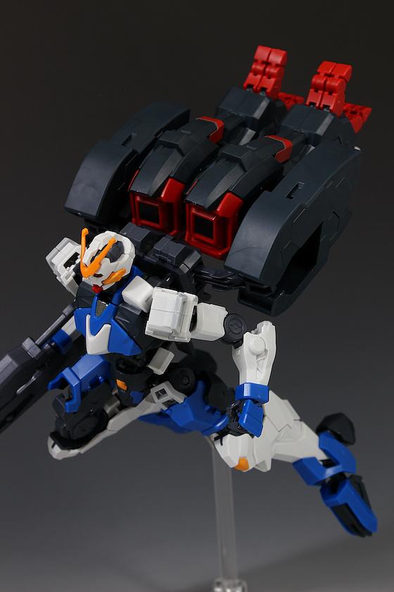 Đánh giá chi tiết mô hình Bandai Gundam HG IBO Dantalion (17)