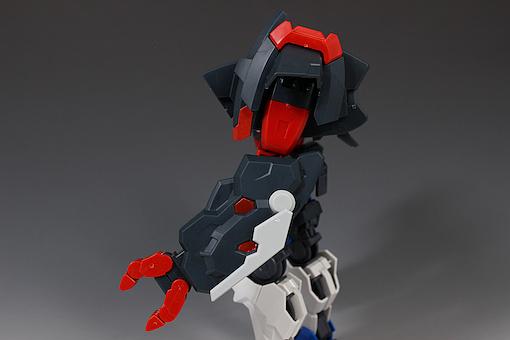 Đánh giá chi tiết mô hình Bandai Gundam HG IBO Dantalion (24)