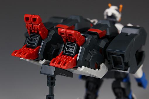 Đánh giá chi tiết mô hình Bandai Gundam HG IBO Dantalion (29)