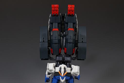 Đánh giá chi tiết mô hình Bandai Gundam HG IBO Dantalion (30)