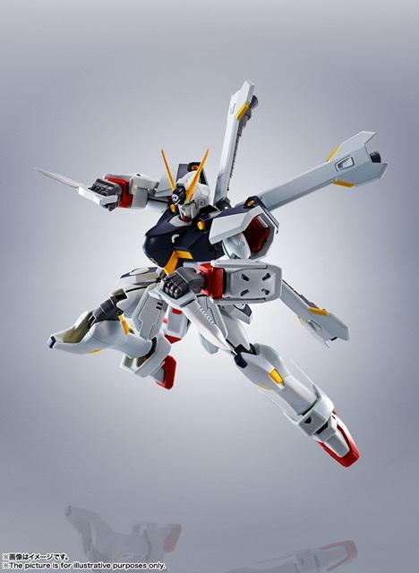 Mô Hình Lắp Ráp Crossbne x1x1 kai Evolning SPEC Bandai (3)