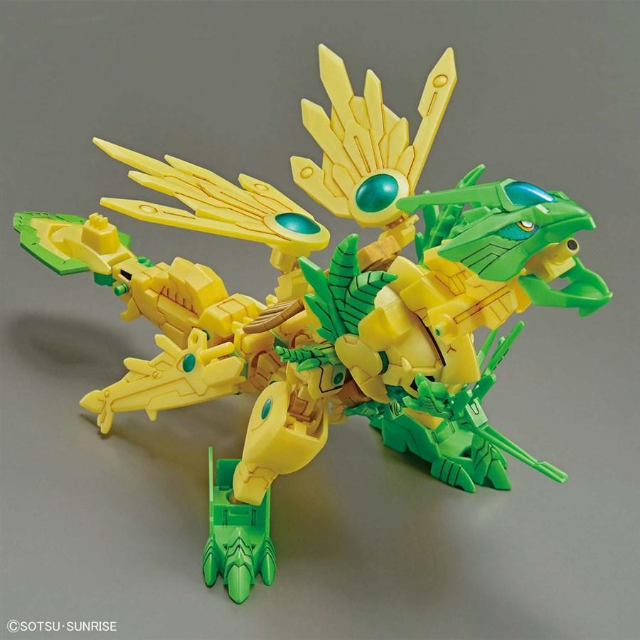 HGBD R 1144 Rising Gundam (5)