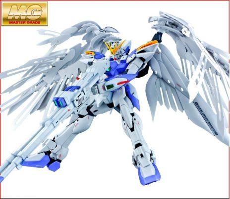 Mô Hình Lắp Ráp Gundam MG Wing Zero Custom TT Hongli