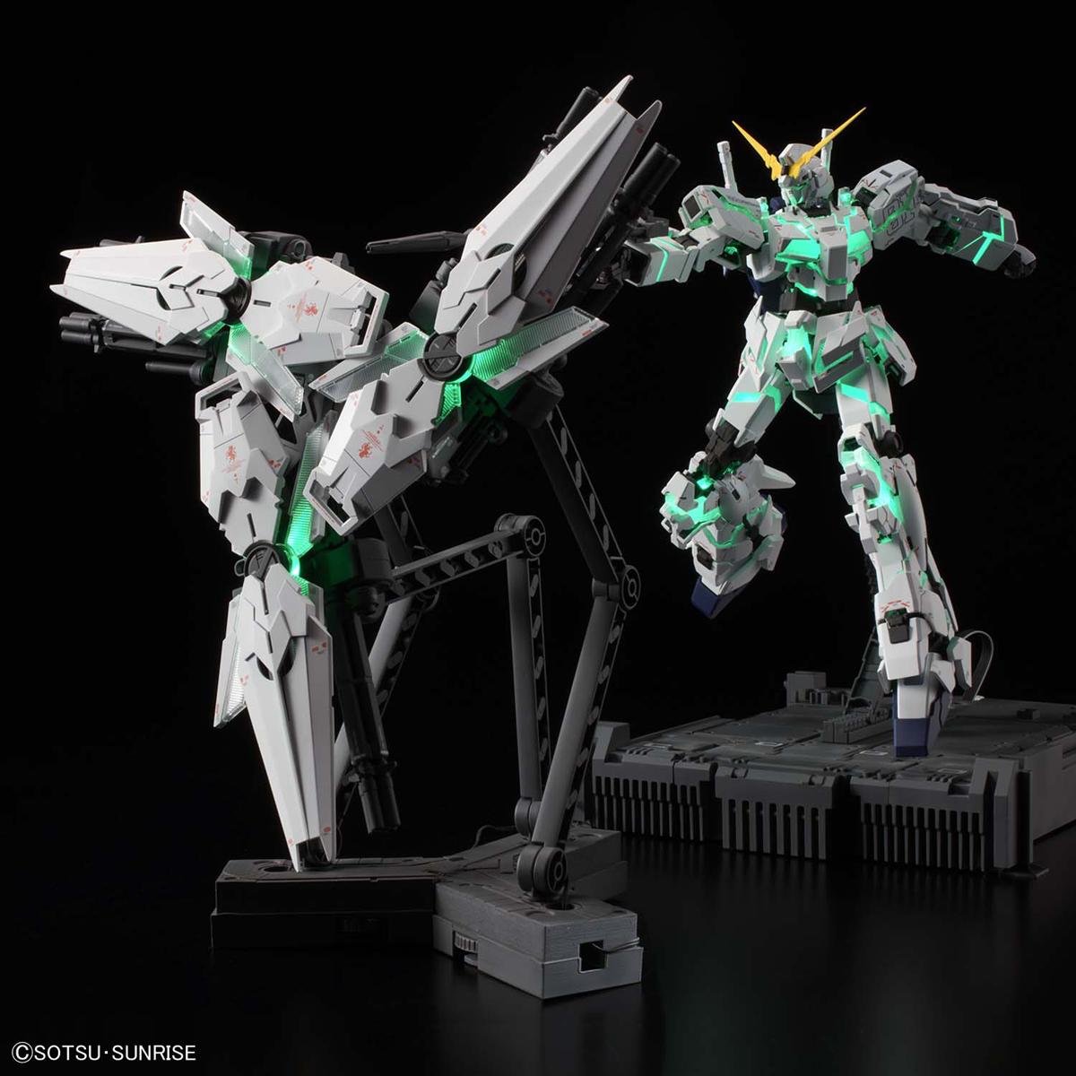 MG EX 1100 Unicorn Gundam Ver.Ka (7)