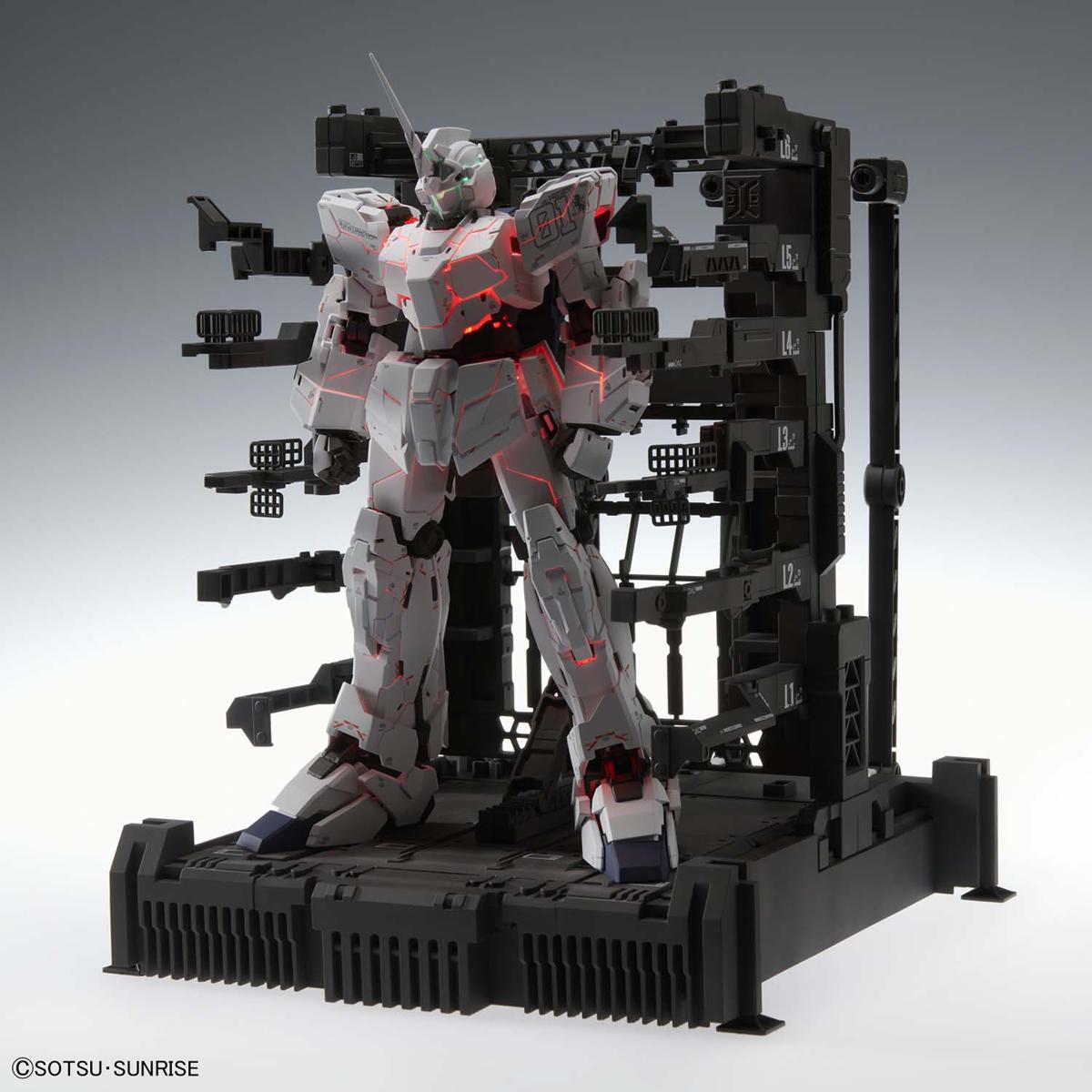 MG EX 1100 Unicorn Gundam Ver.Ka (8)