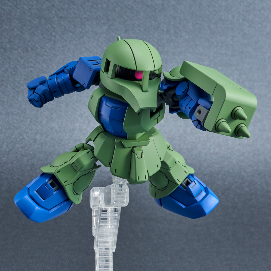 SD Gundam Cross Silhouette Silhouette Booster 2 (5)