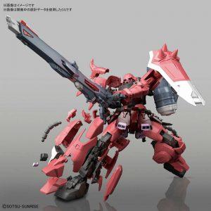 Mô Hình Bandai Gundam MG Zaku Warrior Luna Maria