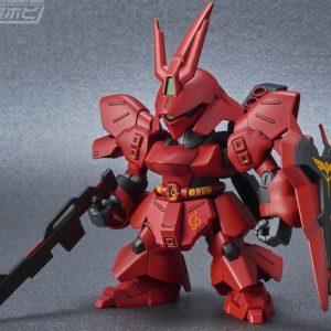 Mô Hình Gundam Bandai SD EX-Standard MSN-04 Sazabi