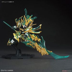Mô Hình Gundam Bandai SD Sangoku Soketsuden Guan Yu Yun Chang Nu Quan Vũ