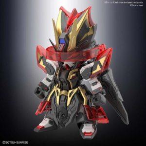 Mô Hình Gundam Bandai SD Xun Yu Strike Noir