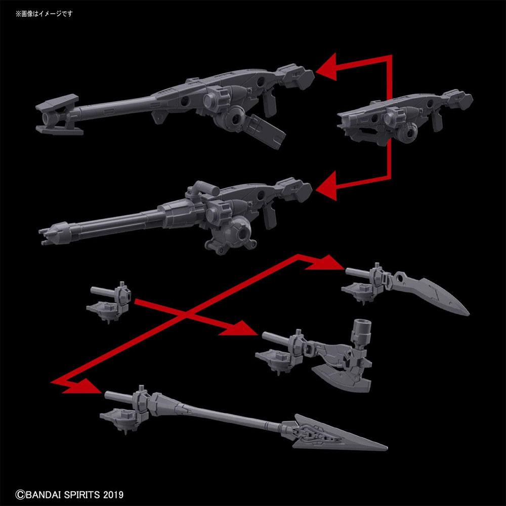 Mô hình Bandai 30MM 1/144 Option Weapon 1 For Portanova