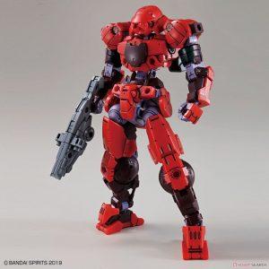 Mô hình Bandai 30MM 1144 bEXM-15 Portanova Red