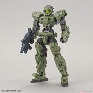 Mô hình Bandai Gundam 30MM 1144 eEXM-17 Alto Green