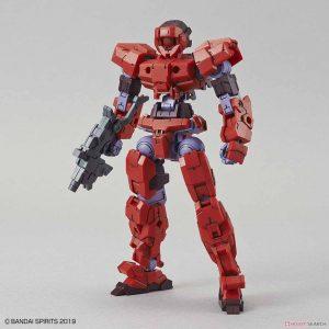Mô hình Bandai Gundam 30MM 1144 eEXM-17 Alto Red