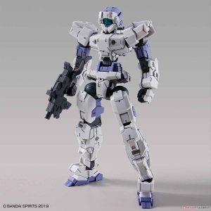 Mô hình Bandai 30MM 1144 eEXM-17 Alto White