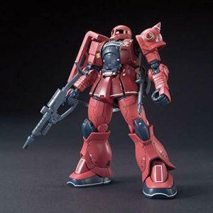 Mô hình Bandai Gundam HG MS-05S Char Aznable's Zaku I