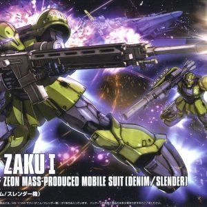 Mô hình Bandai Gundam HG Zaku Ⅰ DenimSlender
