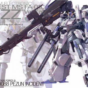 Mô hình Bandai Gundam MG Fazz Ver.Ka