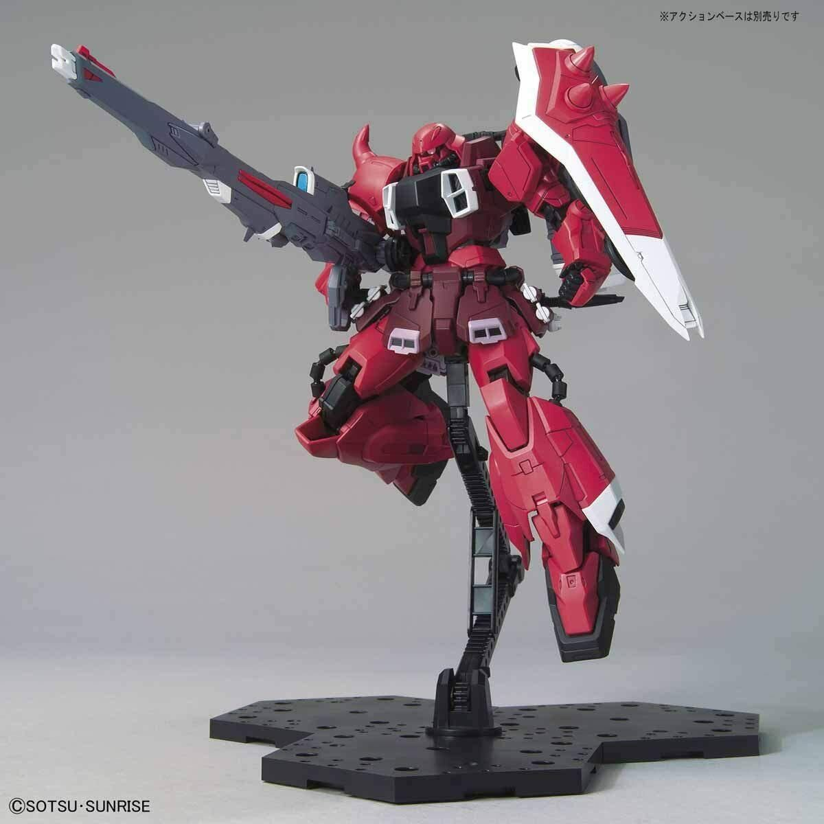 Mô hình Bandai Gundam MG Gunner Zaku Warrior
