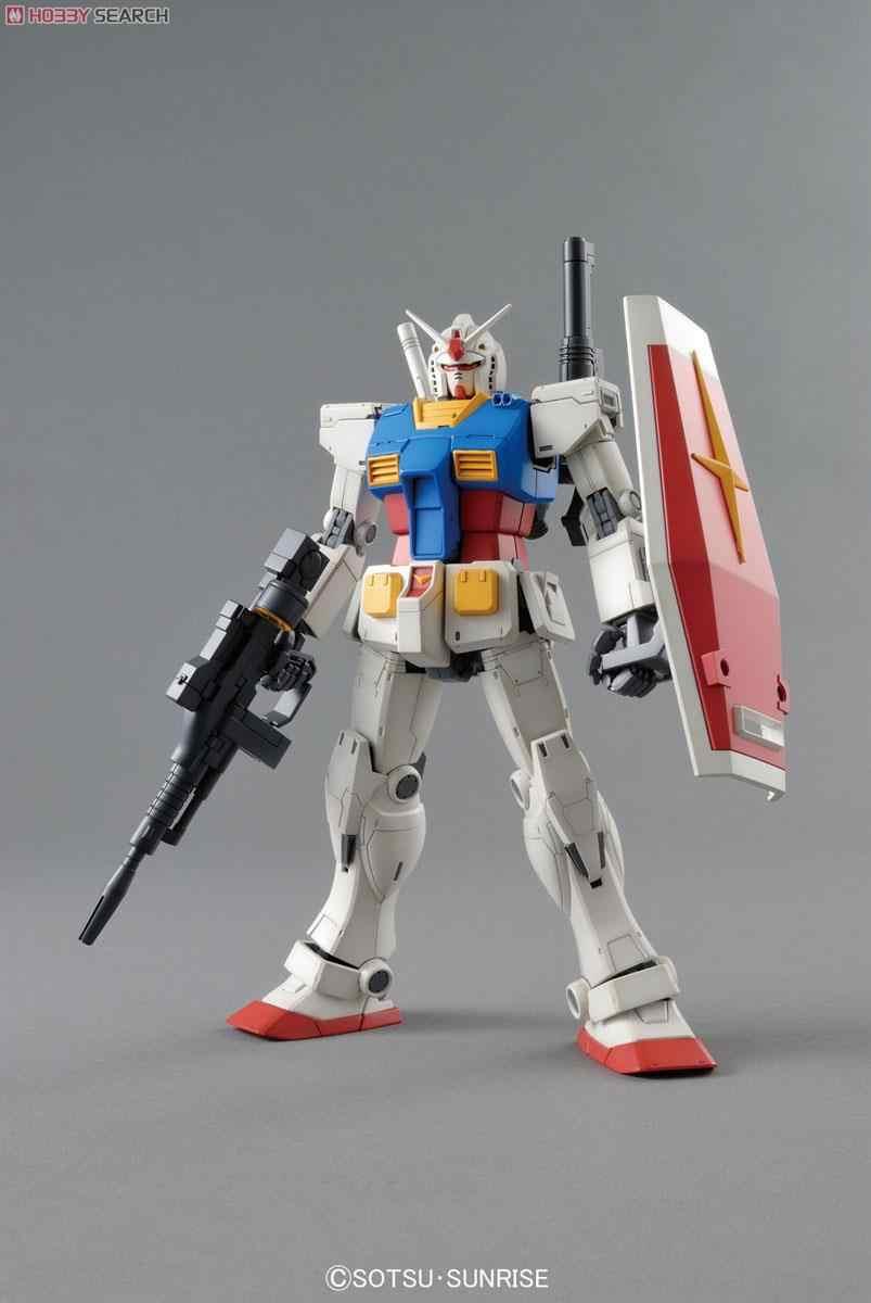 Mô hình Bandai Gundam MG RX-78-2 GTO