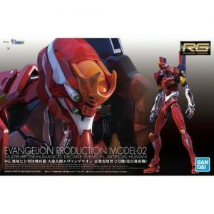 Mô hình Bandai Gundam RG EVA Evangelion Production Model-02