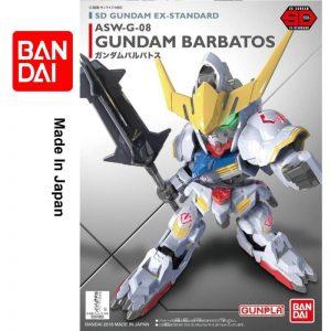 Mô hình Bandai Gundam SD EX Standard Barbatos