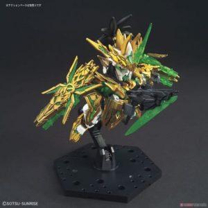 Mô hình Bandai Gundam SD Long Xian Liu Bei Unicorn Lưu Bị