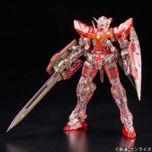 Mô Hình Bandai Gundam RG EXIA TRANS-AM CLEAR Ver.