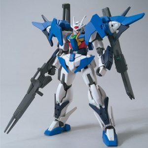 Mô hình Bandai Gundam HG 00 SKY RIKU'S MOBILE SUIT Clear.Ver