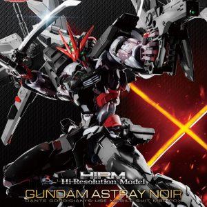 Mô hình Bandai Gundam MG HIRM Astray Noir